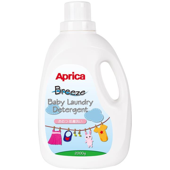 微風柔感嬰兒衣物洗衣精