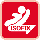 支援ISOFIX系統