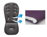高透氣柔軟舒壓素材「Silky Air™」