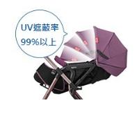 全罩式抗UV遮陽篷