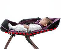 平躺型座椅構造